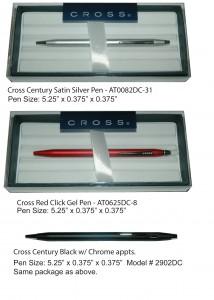 New Cross Pen